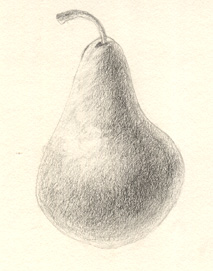The pear