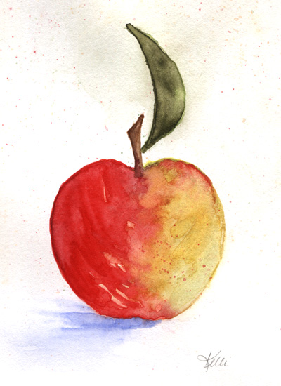 Fluid Apple